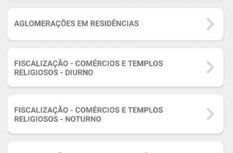 Denúncias com imagens podem ser feitas pelo aplicativo Curitiba 156