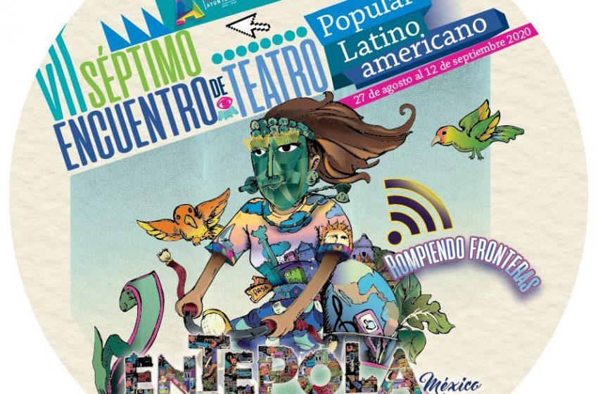 Encontro Latino-Americano de Teatro Popular pela internet