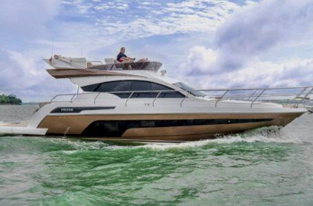 Triton Yachts apresentará aos consumidores nacionais e internacionais as lanchas produzidas na região metropolitana de Curitiba, PR